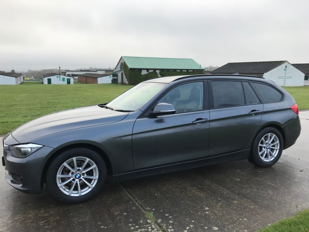 BMW 3 Series 2.0 320d EfficientDynamics Business Edition Touring