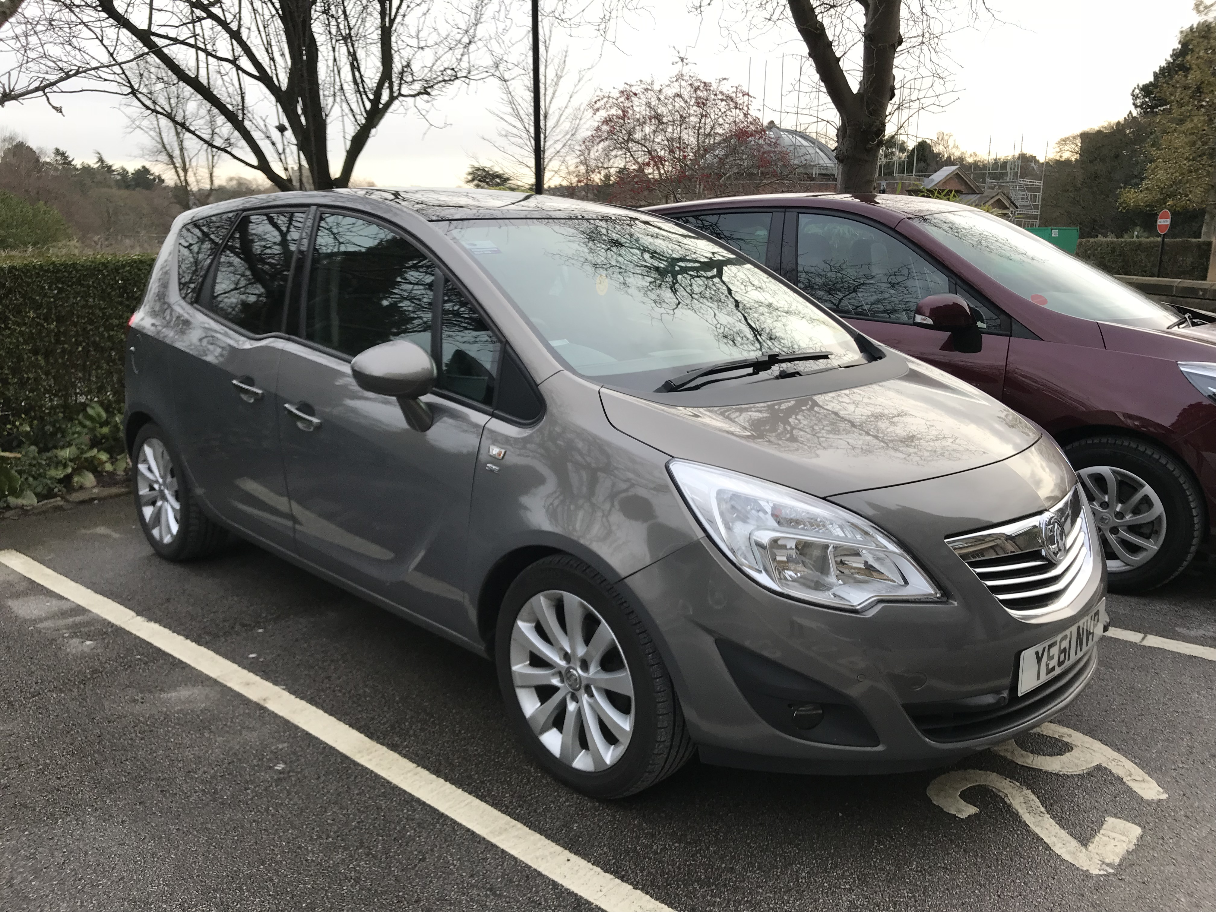 VAUXHALL MERIVA 1.4 SE (AC) sold by S & C Car Sales Harrogate