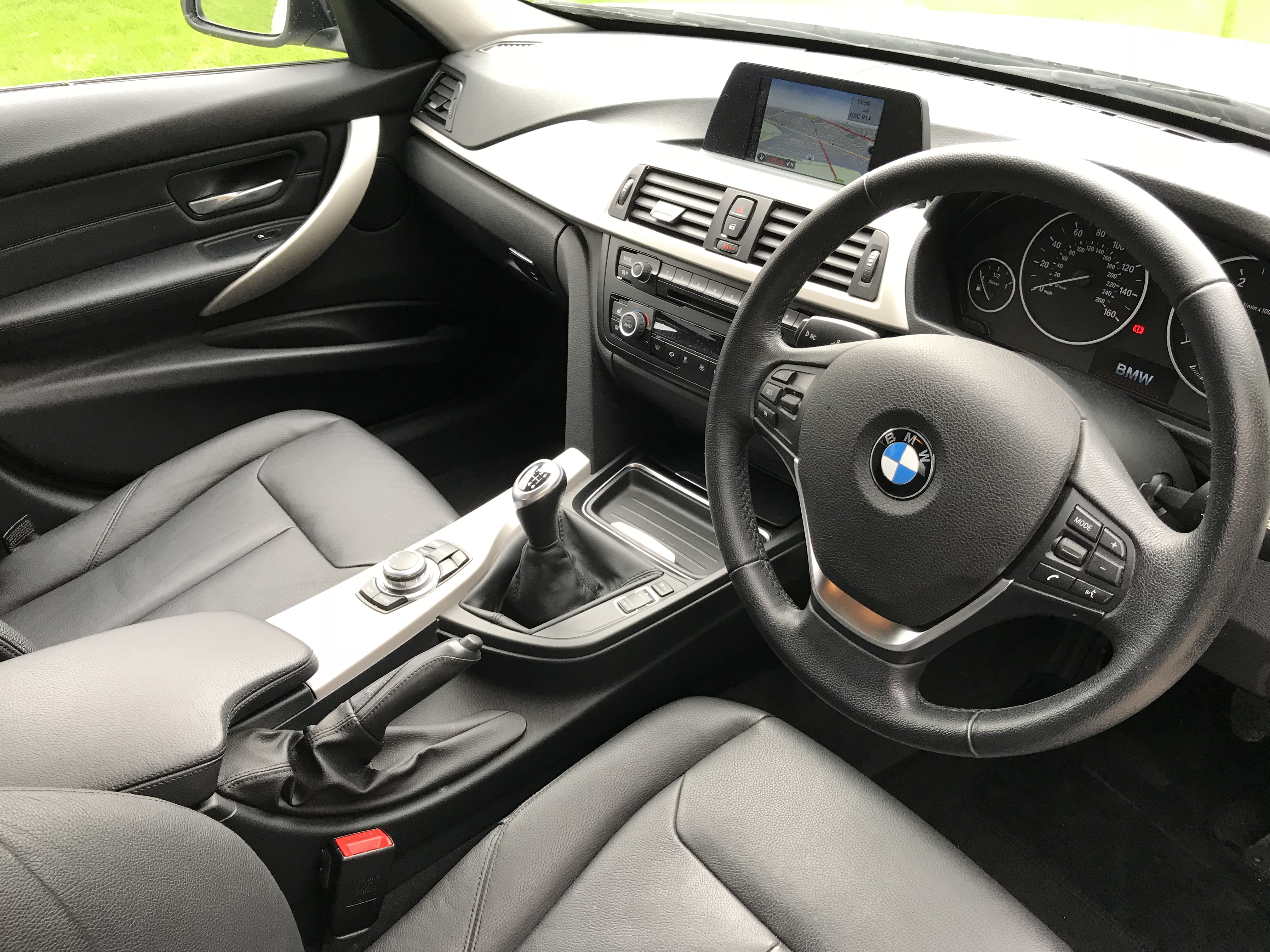 BMW 320D EFFICIENT DYNAMICS BUSINESS 2015/64