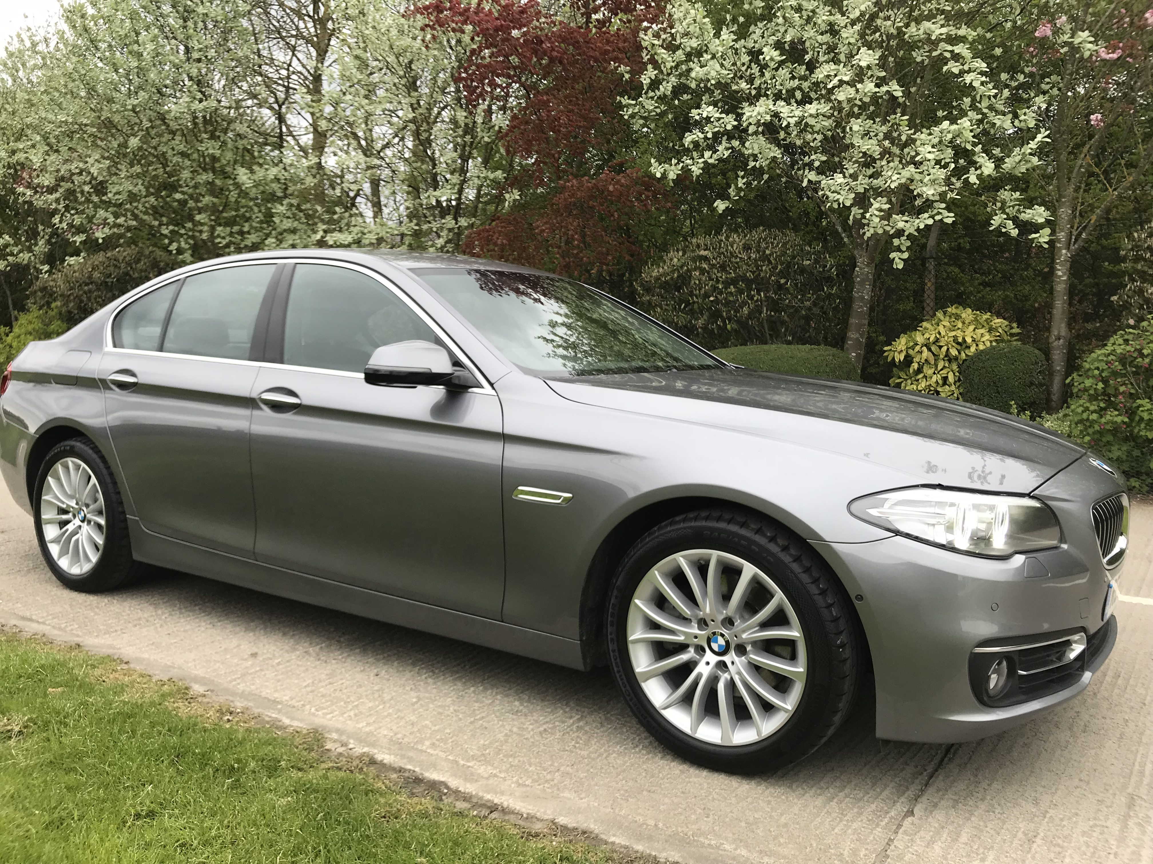 BMW 520d LUXURY AUTOMATIC (190) sold by S & C Car Sales Harrogate