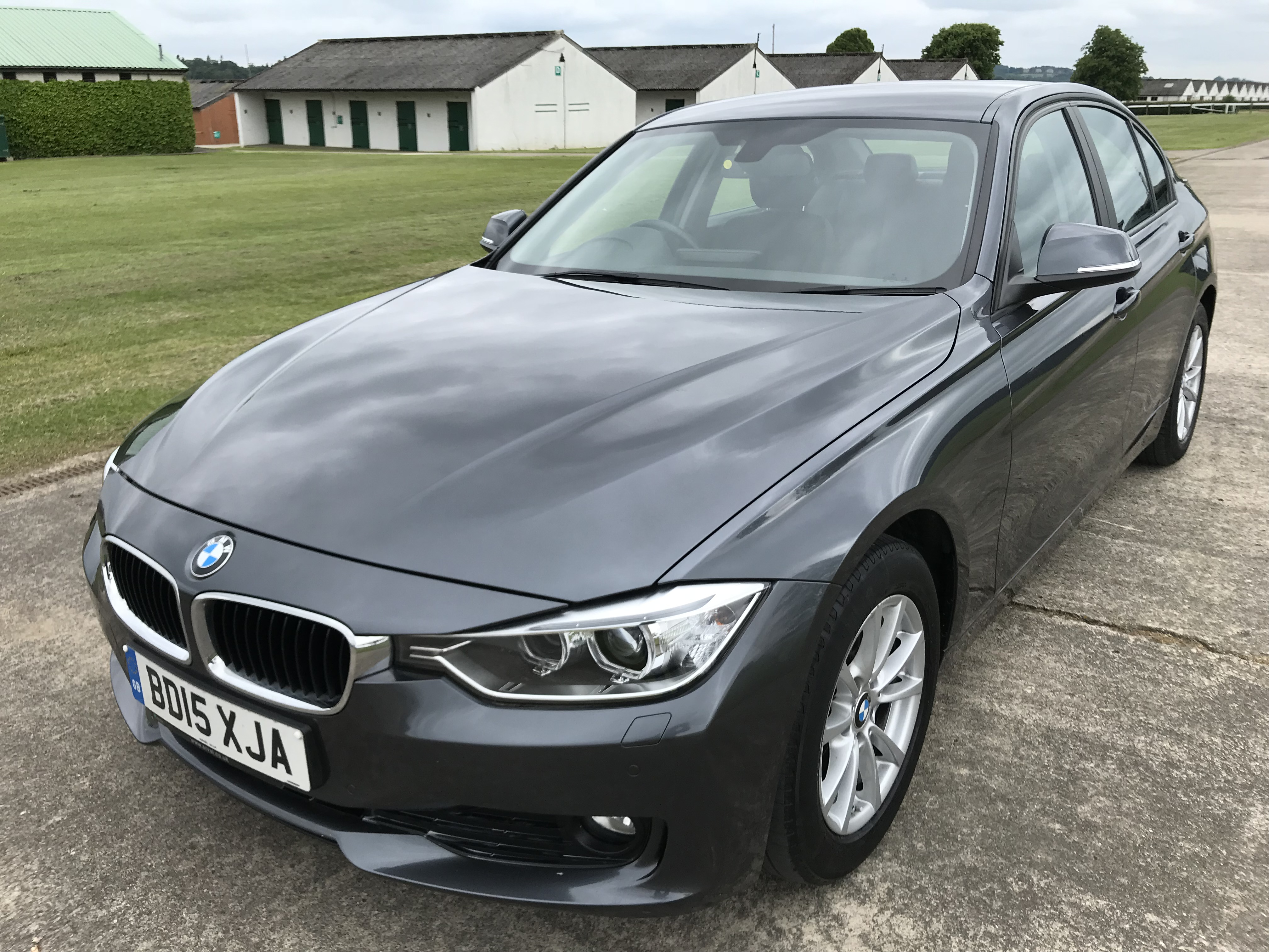 BMW 320D EFFICIENT DYNAMICS PROFESSIONAL BLUE PERFORMANCE sold by S & C Car Sales Harrogate