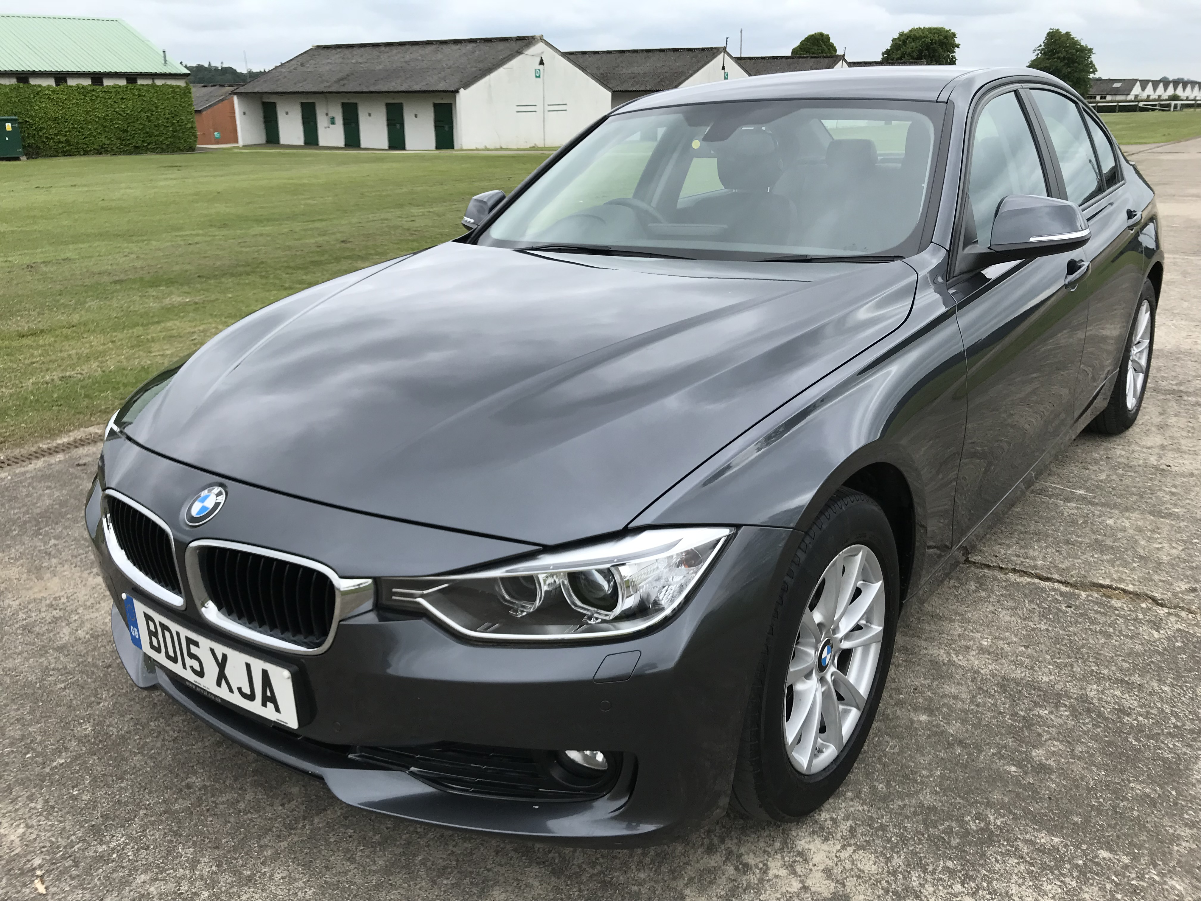 BMW 320D EFFICIENT DYNAMICS PROFESSIONAL BLUE PERFORMANCE