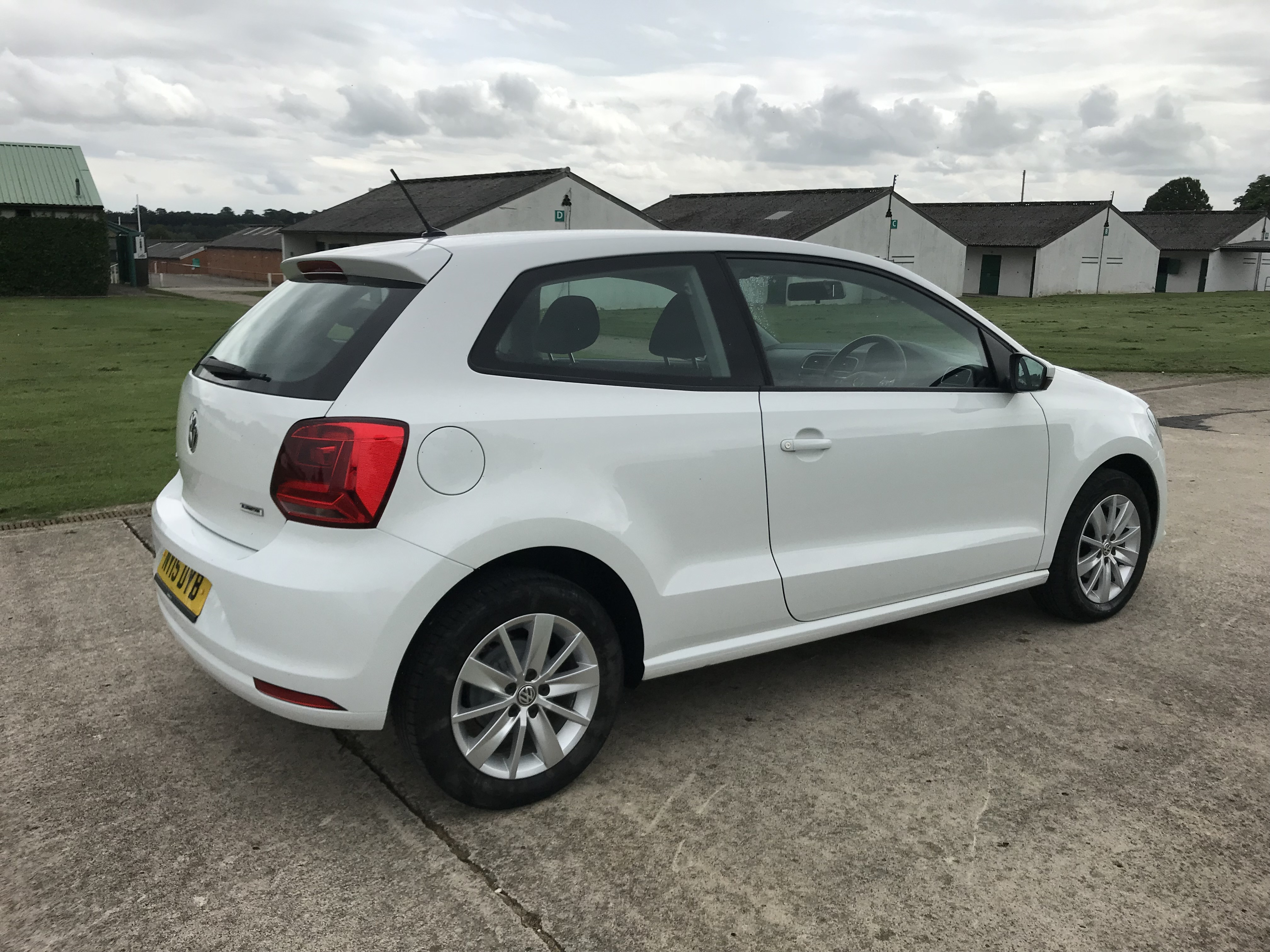 VOLKSWAGEN POLO 1-0 TSI BLUEMOTION TECH SE (SS) 3DR