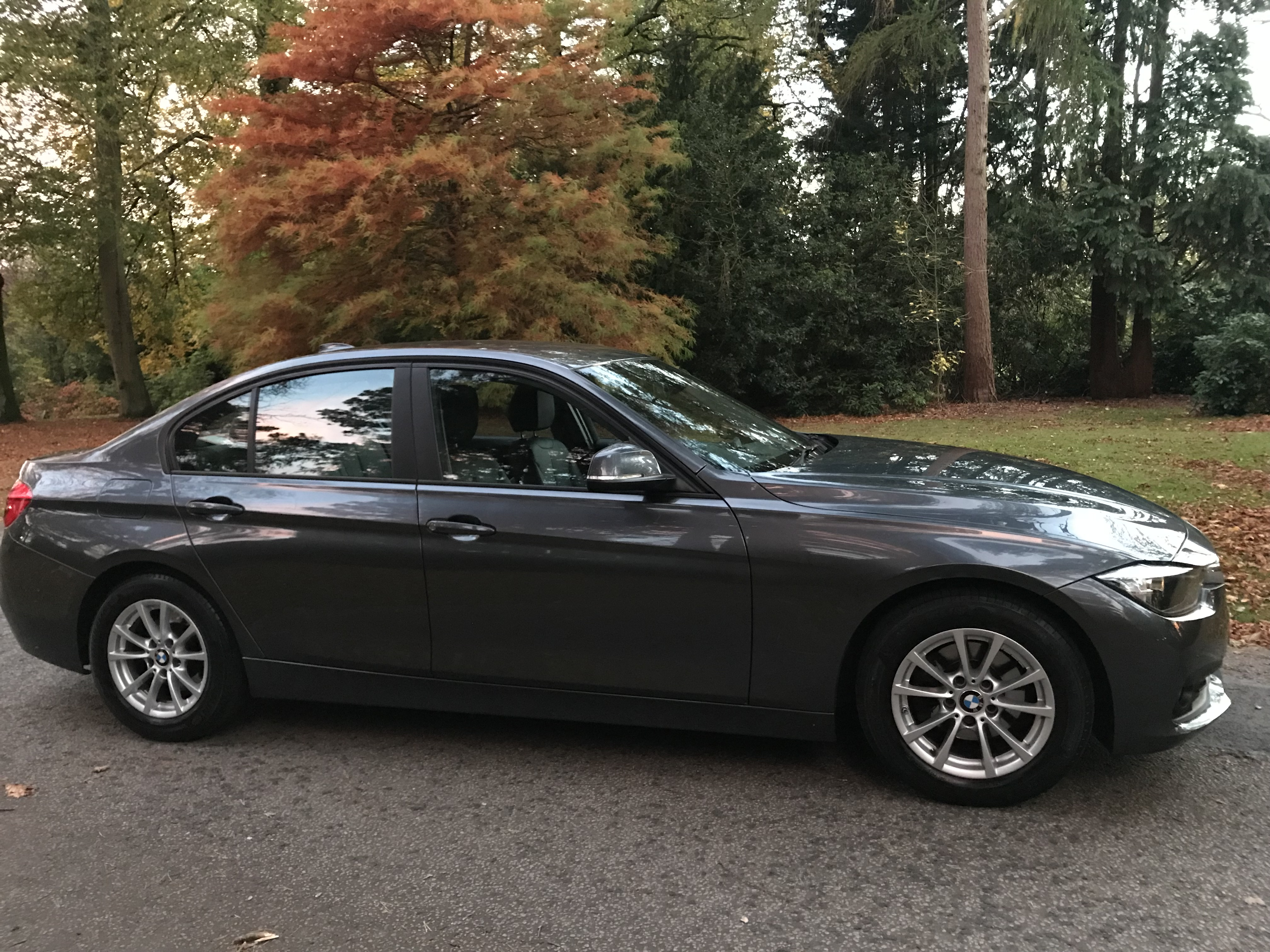 BMW 320D EFFICIENT DYNAMICS PLUS