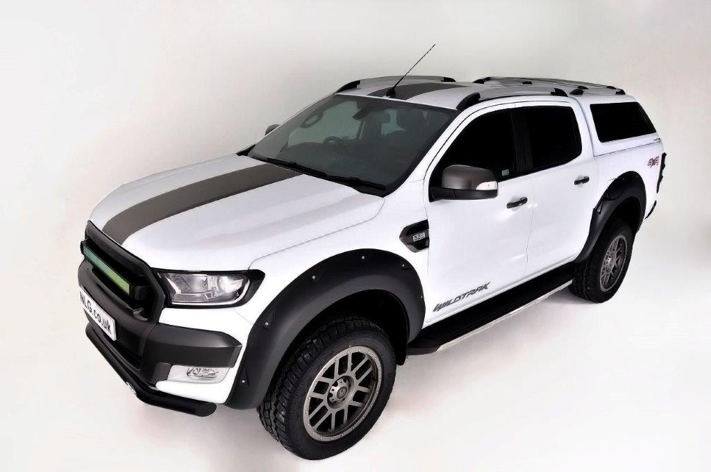 FORD RANGER WILDTRAK X-TREME BODYKIT MODEL. WILDTRAK X-TREME BODYKIT MODEL