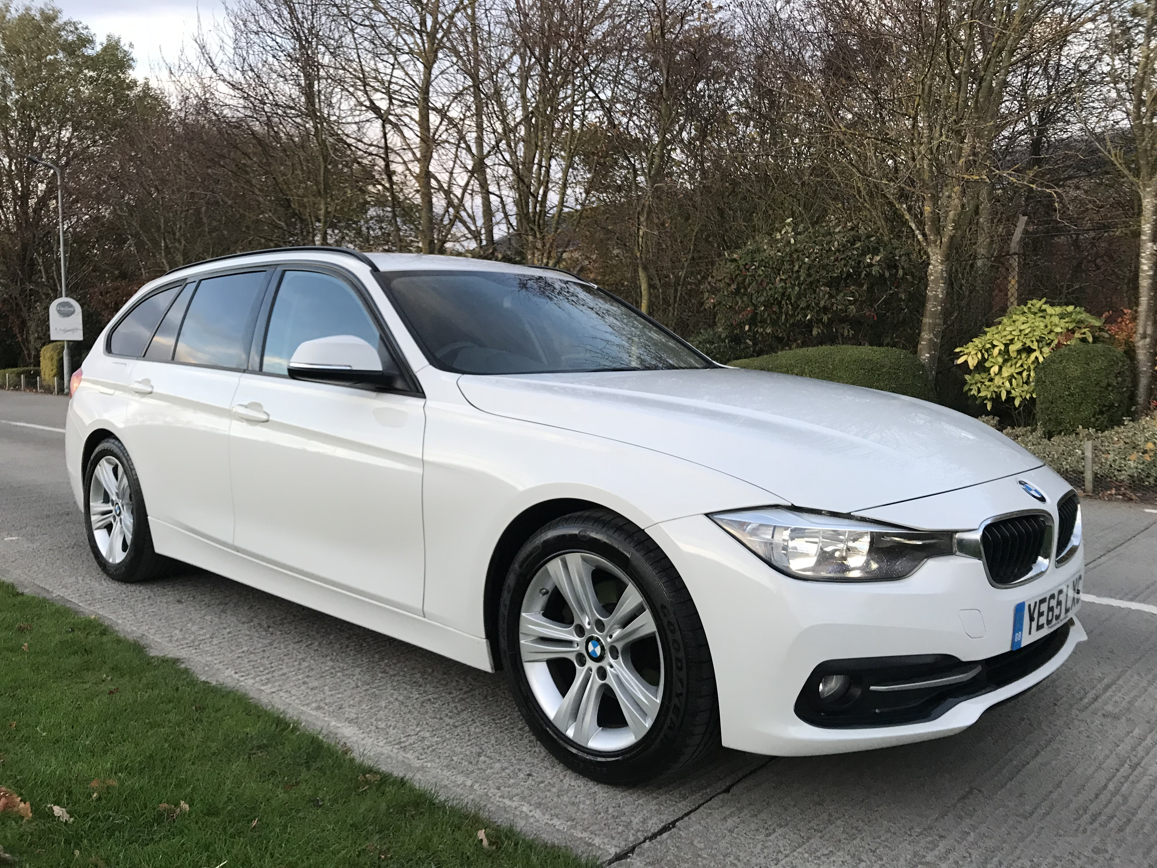 BMW 320 ED SPORT TOURING