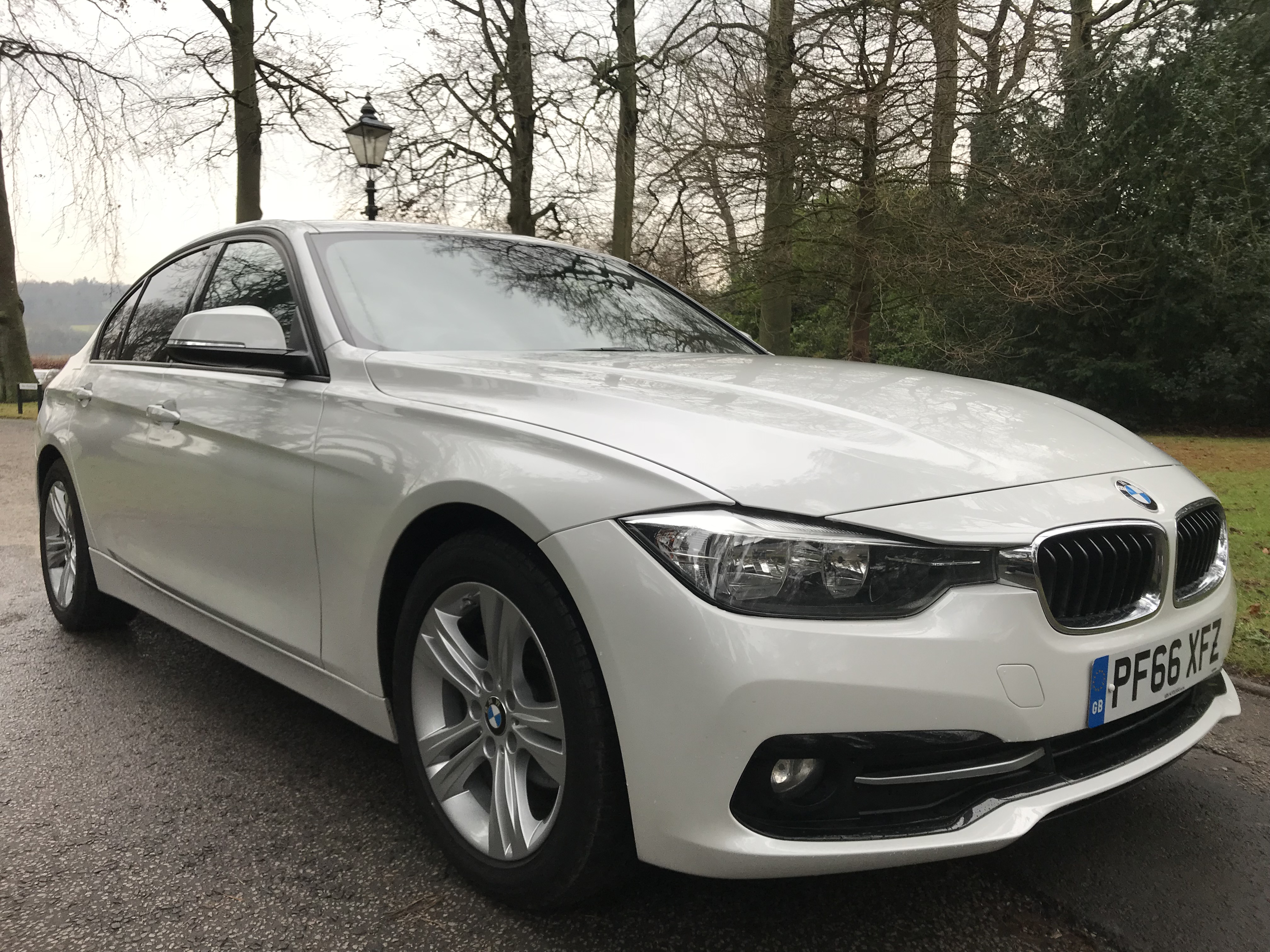 BMW 320 ED SPORT AUTOMATIC