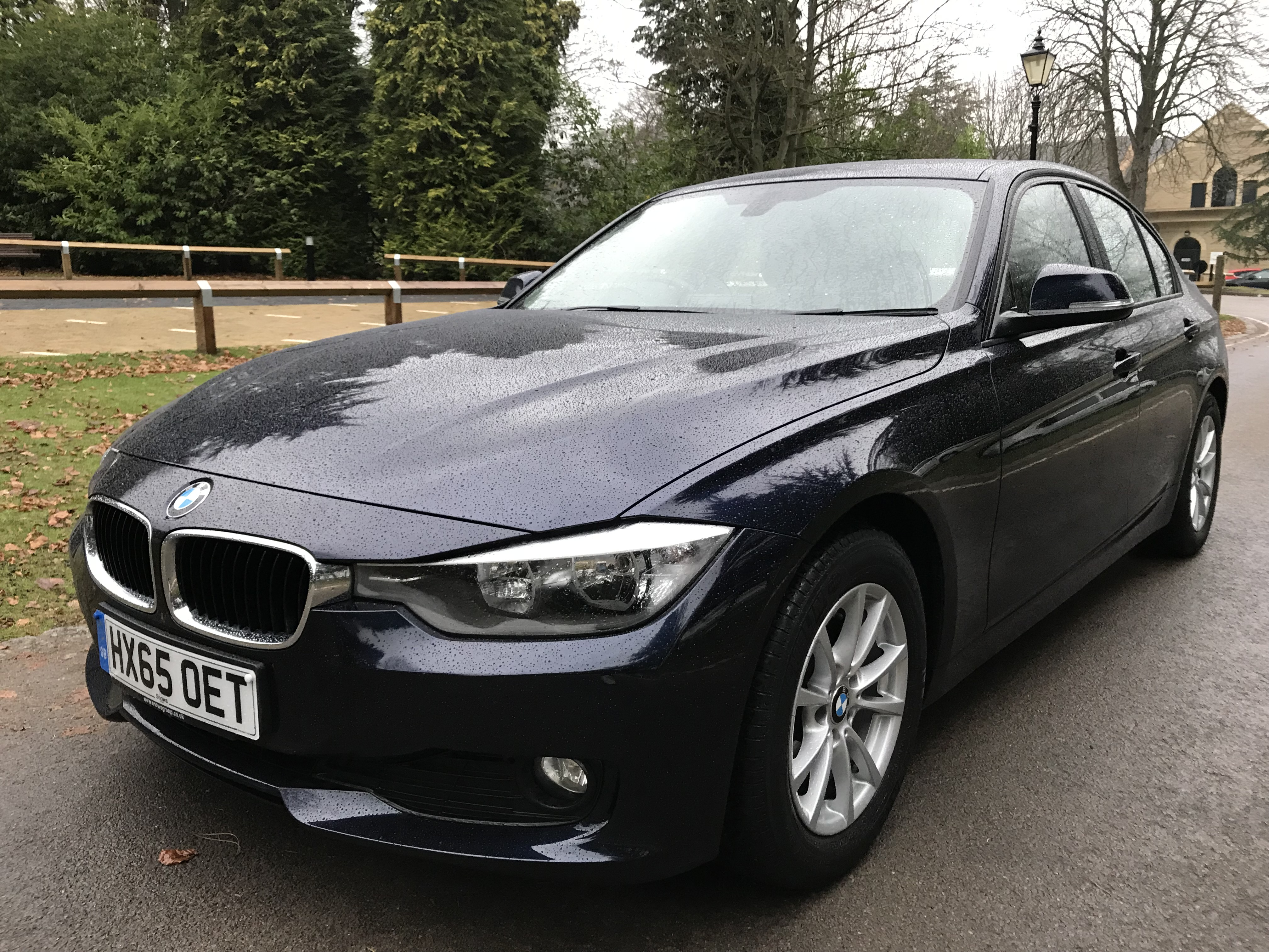 BMW 320D EFFICIENT DYNAMICS BUSINESS